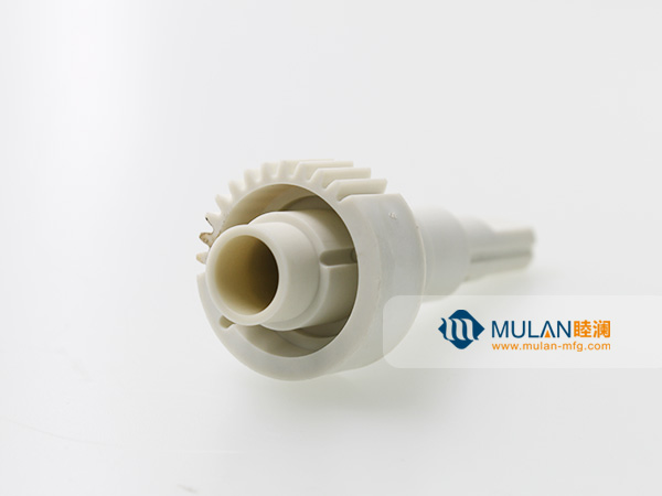 China Precision injection molded gear
